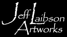 Jeff Laibson Artworks - inspired paintings by renowned jazz musician and artist, Jeff Laibson